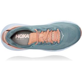 Hoka One One Elevon 2 Schoenen Dames, blauw/oranje